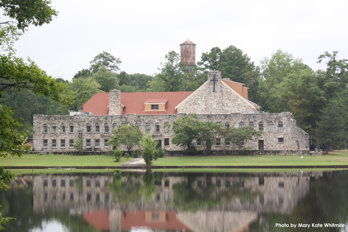 Touring Marylake Carmelite Monastery