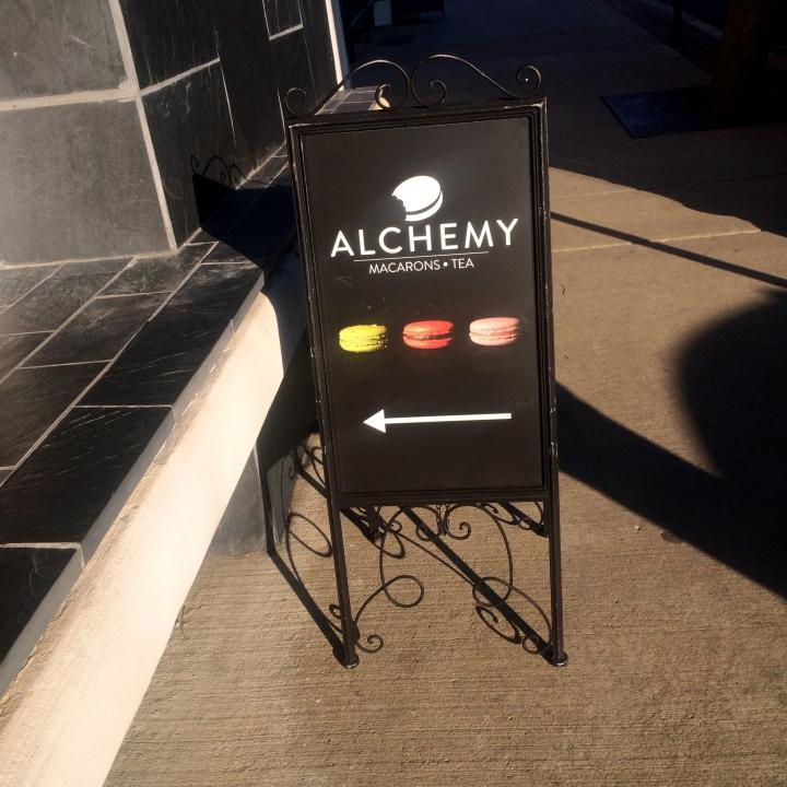 Alchemy Macarons