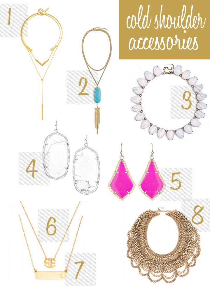 Off the Shoulder Accessories