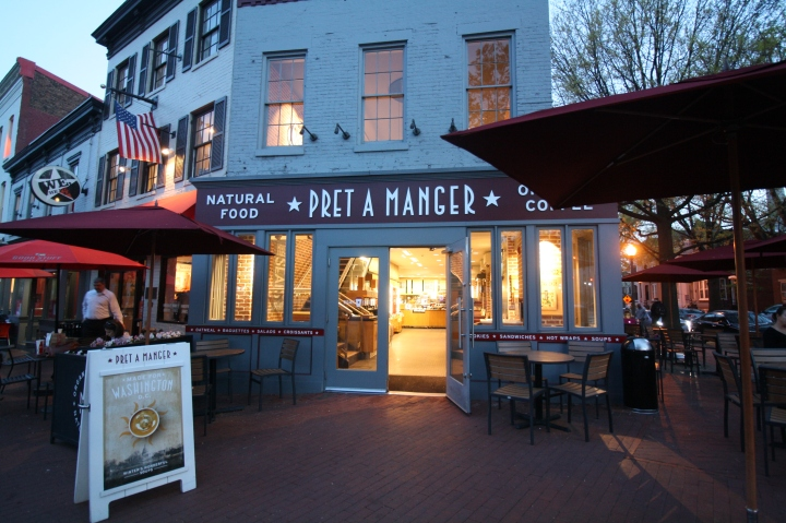 Washington D.C. - Pret A Manger