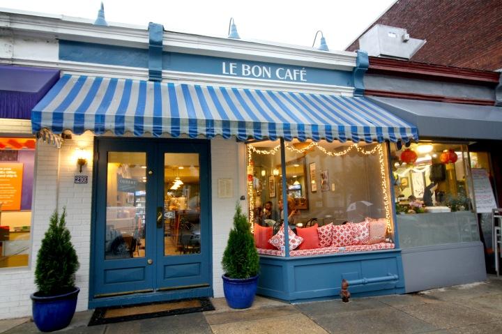 Washington D.C. - Le Bon Cafe