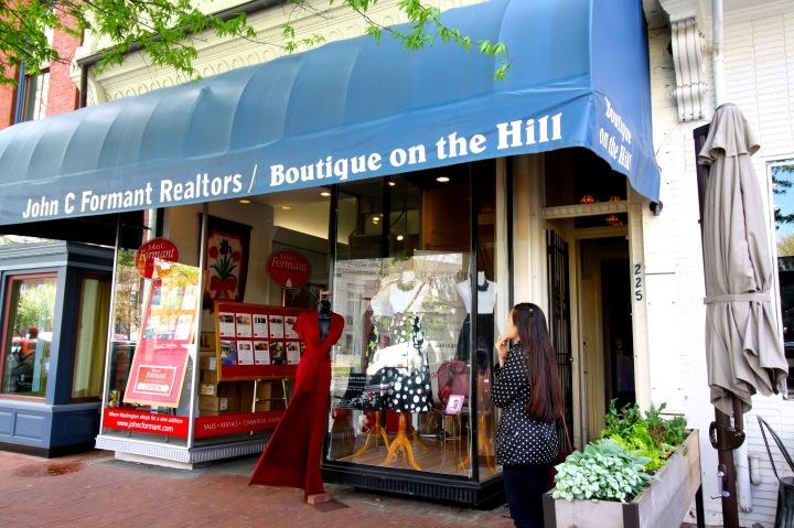 Washington D.C. - Boutique on the Hill