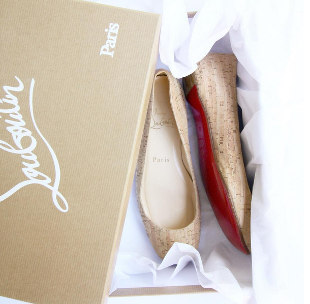 May Favorites: Christian Louboutin Flats