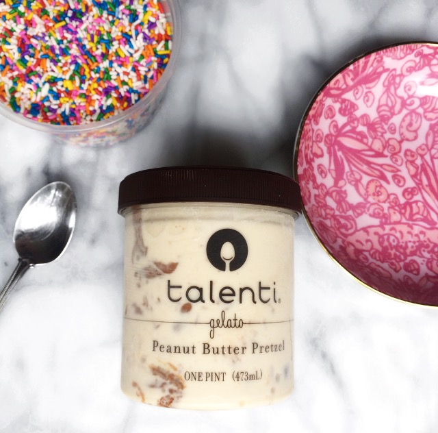 May Favorites - Talenti Gelato