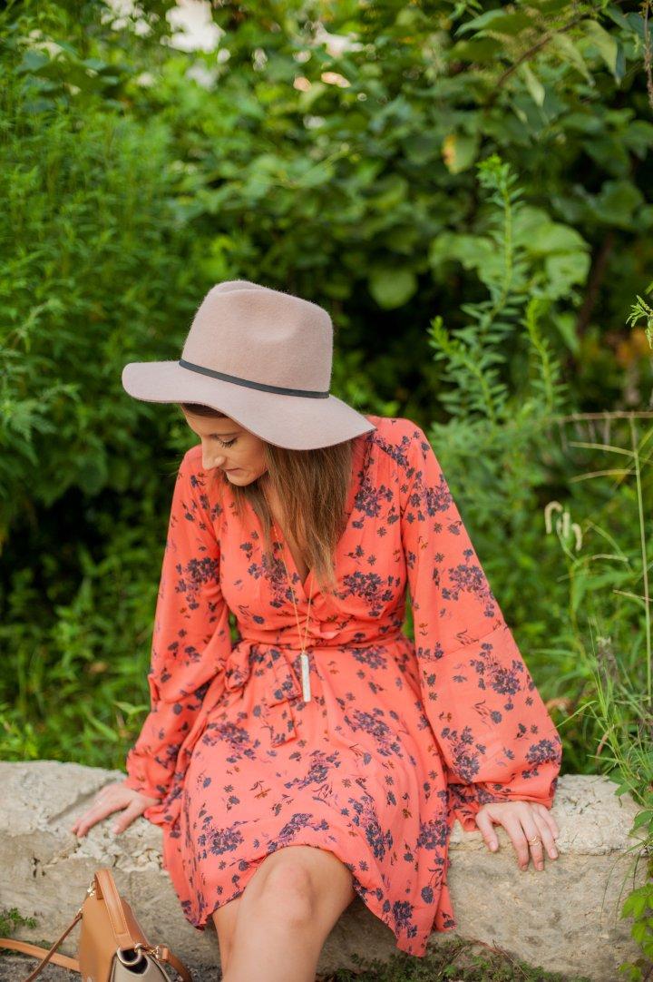 Free People Dress feat. Arkansas Saira Khan Photography