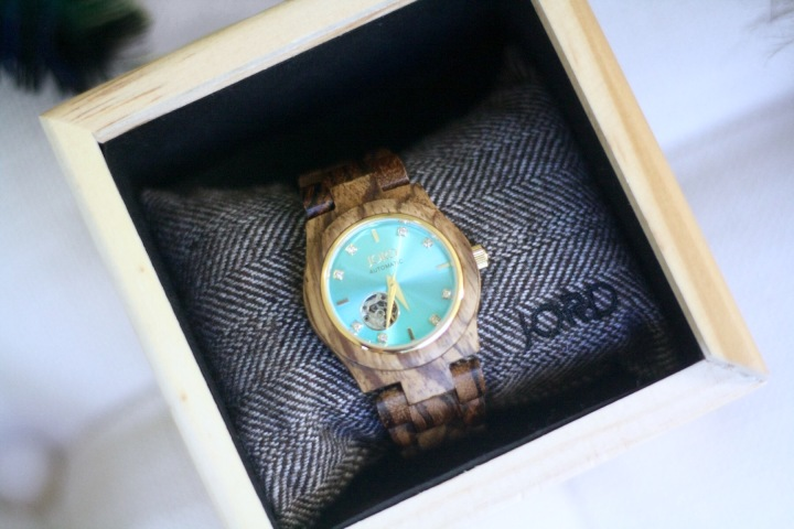 Jord Wood Watches - Cora Watch