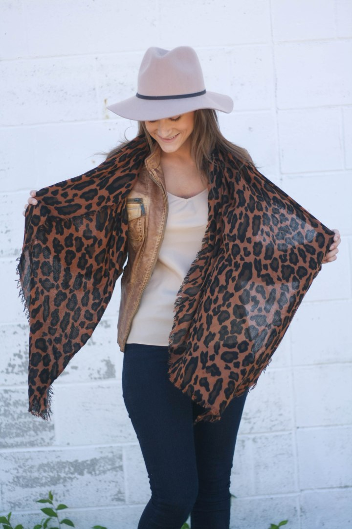 Fall Essentials: Hat & Scarves