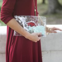 The Perfect College Game Day Handbag