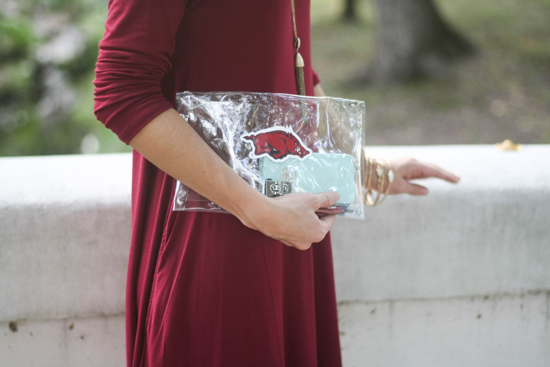 The Perfect Game Day Handbag