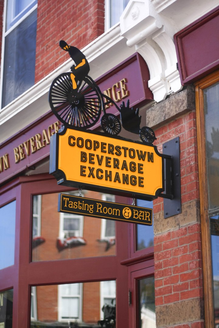 Cooperstown, New York Vacation - Cooperstown Beverage Exchange