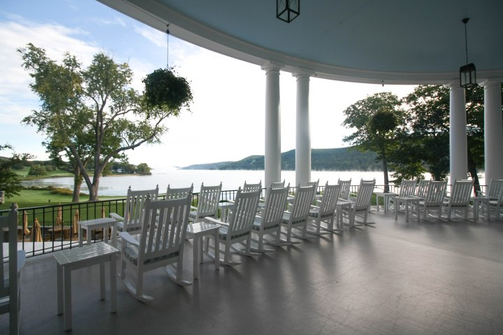 Cooperstown, New York Vacation - Otesaga Hotel