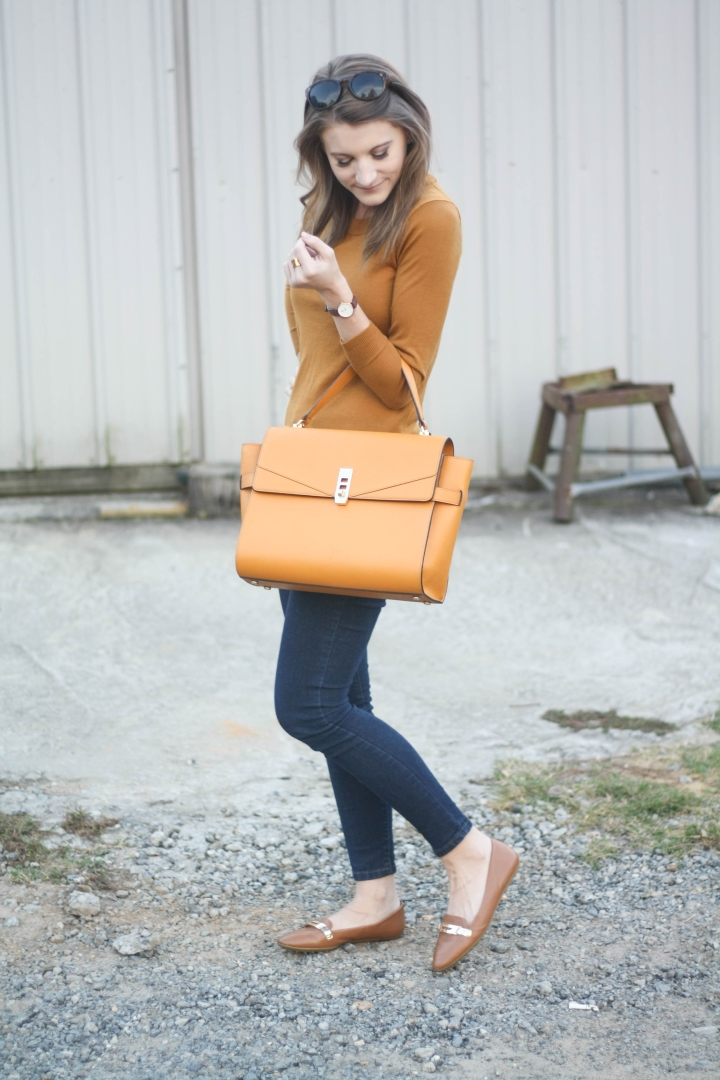 Shades of Brown Outfit