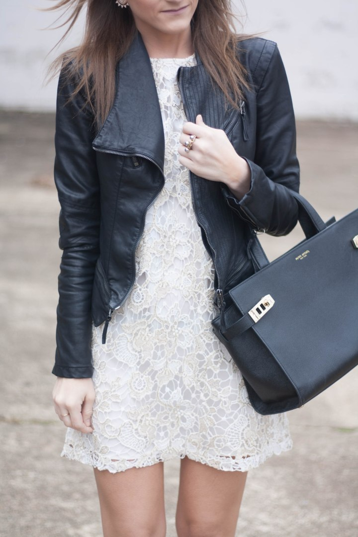 Winter Leather & Lace