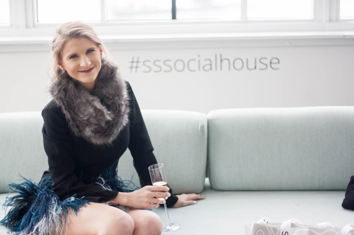 ShopStyle Social House at NYFW