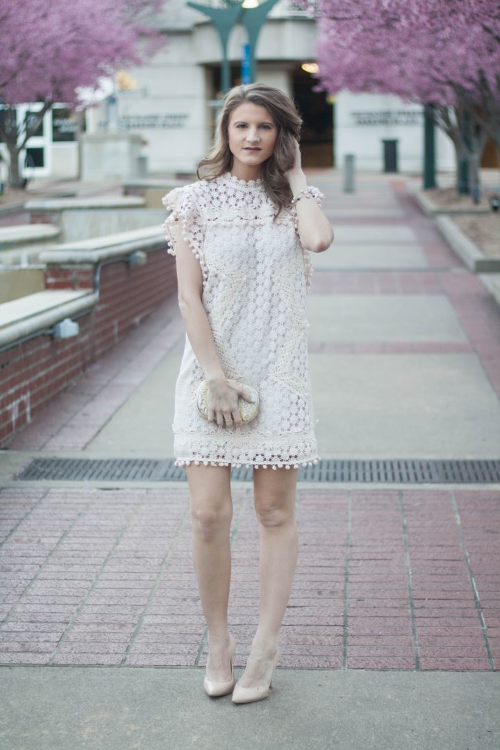 Tularosa Lace Dress