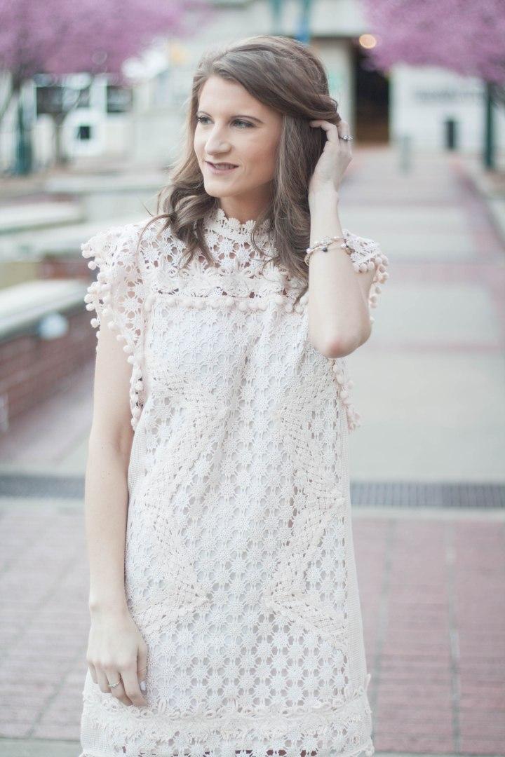 Tularosa Lace Dress