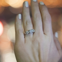 How He Proposed: I'm Engaged!