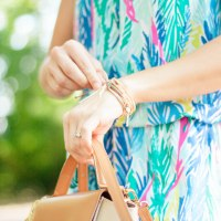 Lilly Pulitzer Rompers
