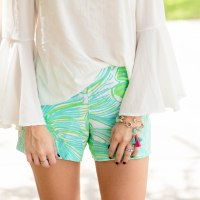 Lilly Pulitzer Short & OTS Top