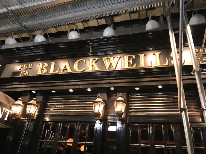 Where to Eat in NYC: Blackwell's Pub