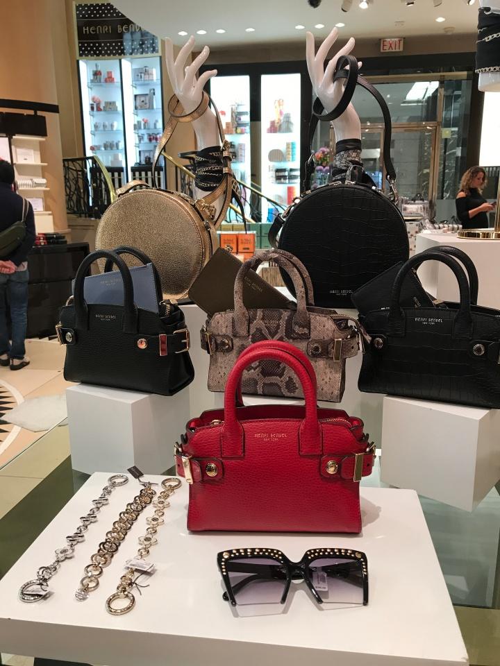 Henri Bendel NYC Store