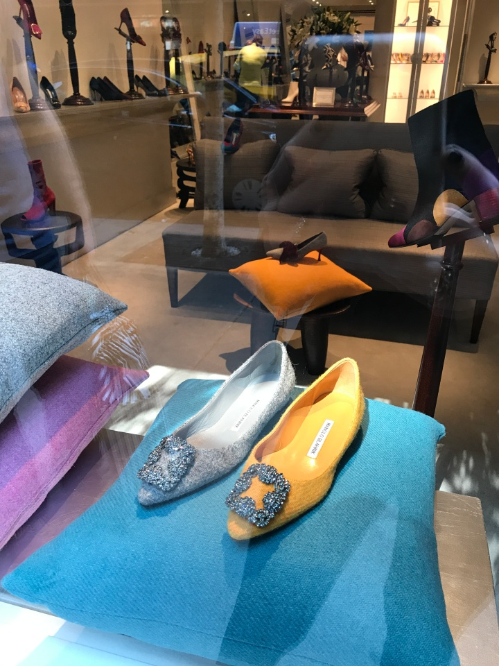 Manolo Blahnik NYC Boutique