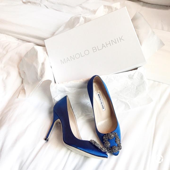 Manolo Blahnik NYC Boutique