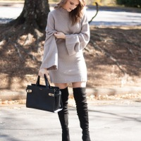 Tobi Sweater Dress