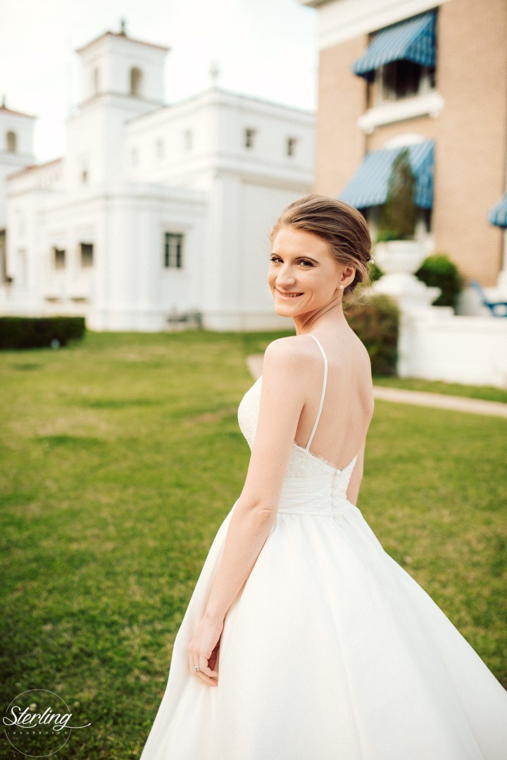 Mary Kate Arkansas Bride Wedding