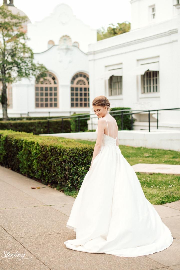 Mary Kate Arkansas Bride Wedding