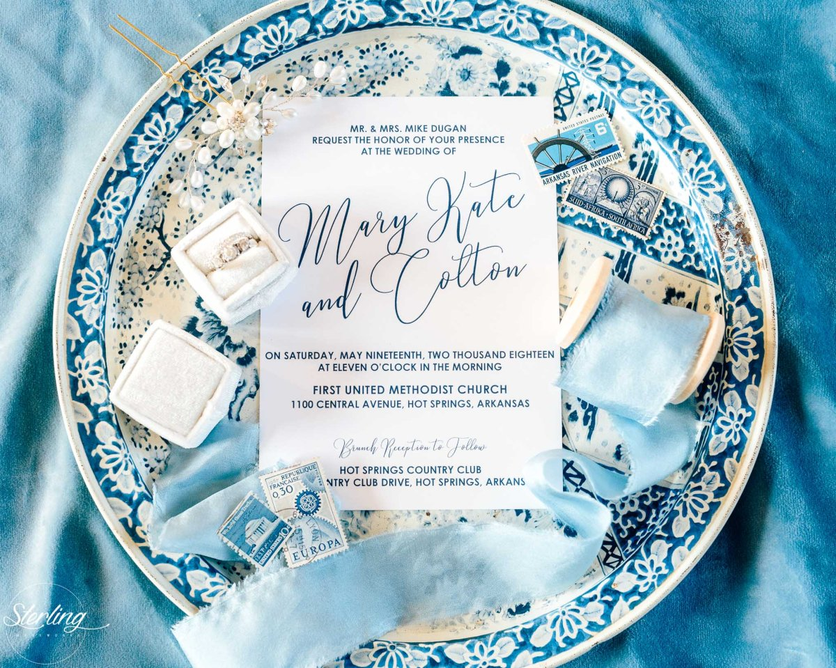 Our Wedding Details