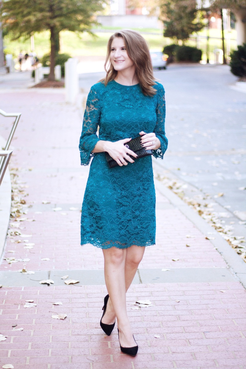 Draper James Lace Dress