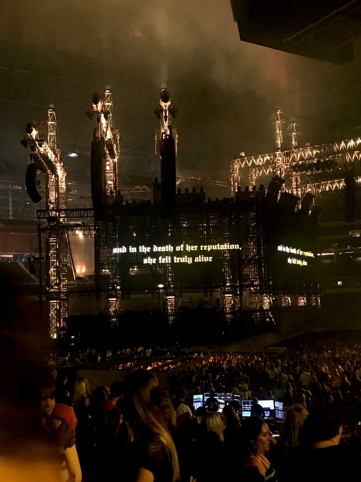Taylor Swift reputation Tour