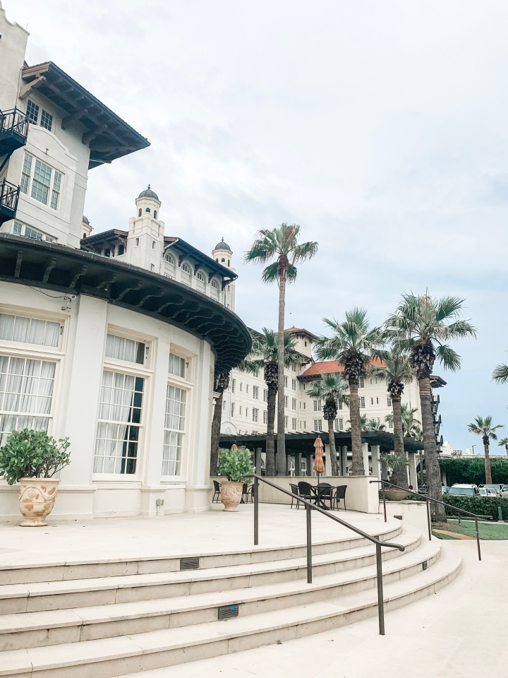 Hotel Galvez - Galveston Travel Guide