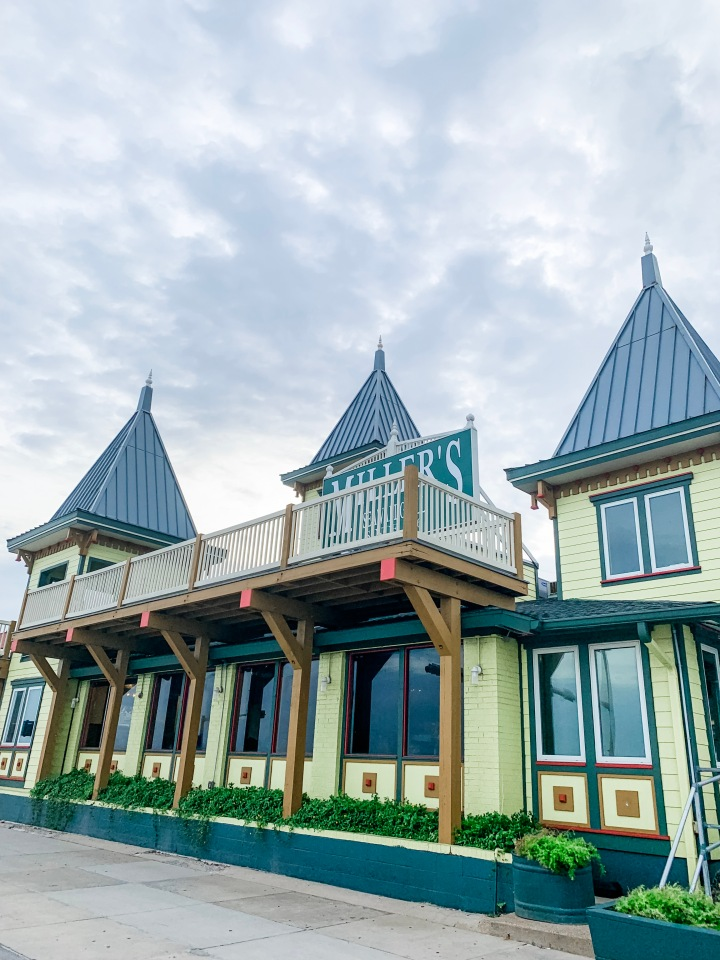 Miller's Seawall Grill - Galveston Travel Guide