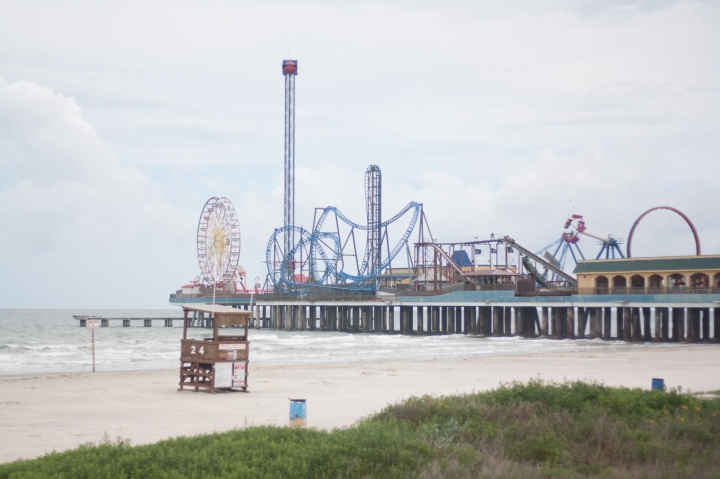 Pleasure Pier - Galveston Travel Guide