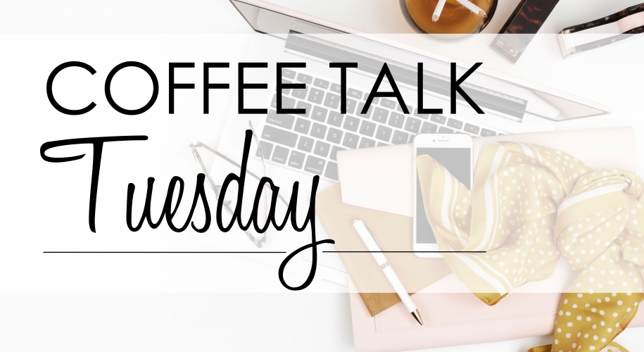 Coffee Talk Tuesday - 10 Minutes of Service