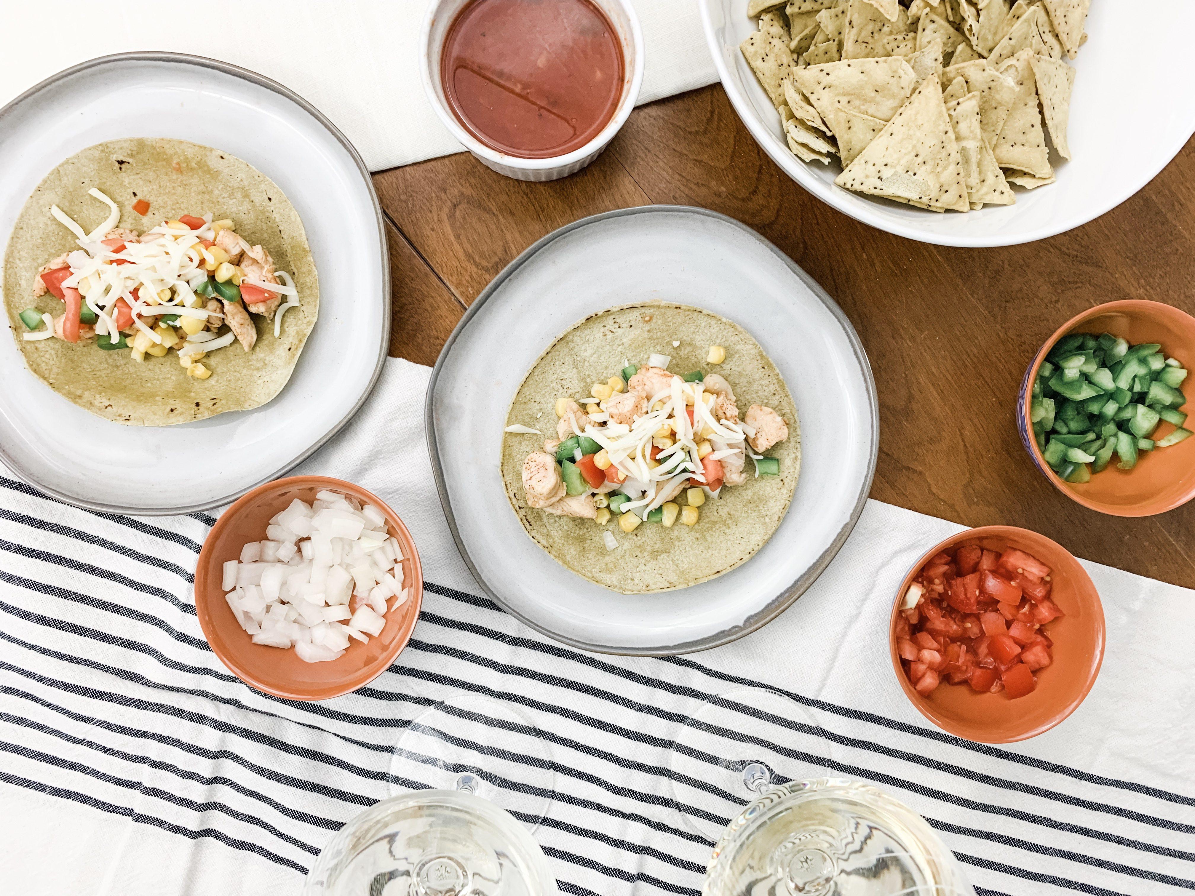 Tia Lupita Cactus Tacos Recipe